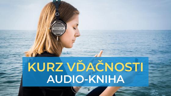 kurz vďačnosti audio-kniha